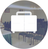 Salão de reuniões