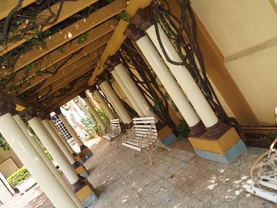 Tamareiras Park - Acomodações