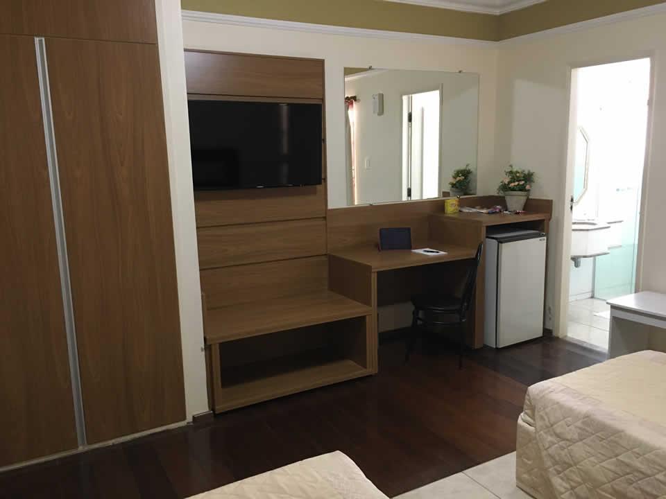 Park - Apartamento Duplo Padrão