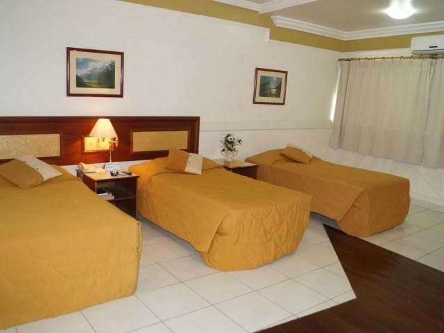 Apartamento Triplo Padrão
